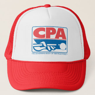 CPA Logo Trucker Hat