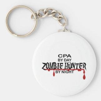 CPA Zombie Hunter Key Chain