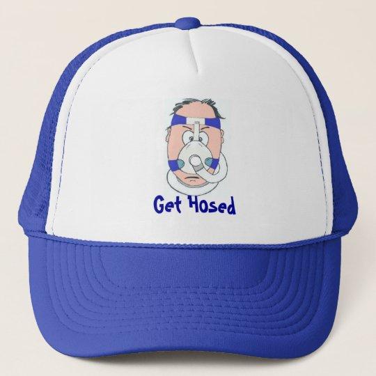 CPAP cap