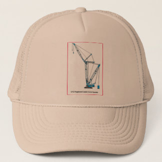 CPCS Registered Crawler Crane Operator Trucker Hat