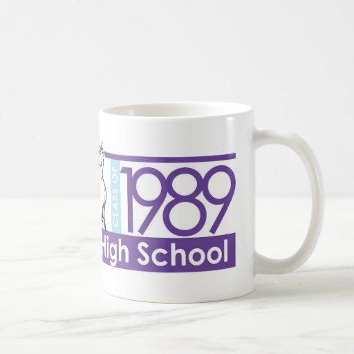 CPHS Class of 1989 25-year Reunion Mug