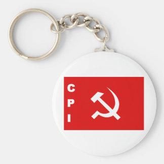 CPI-flag communist party of India Key Ring