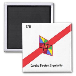CPO Flag Magnet