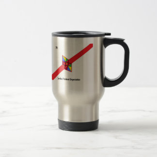 CPO Flag Travel Mug - Stainless