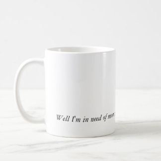 CPO Joke Basic White Mug