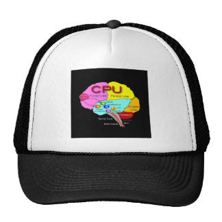 CPU Brain Trucker Hat