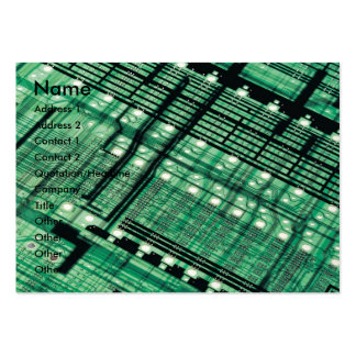 CPU | LARGE BUSINESS CARDS (Pack OF 100)