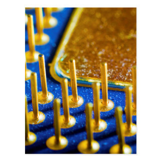 CPU Macro Postcard