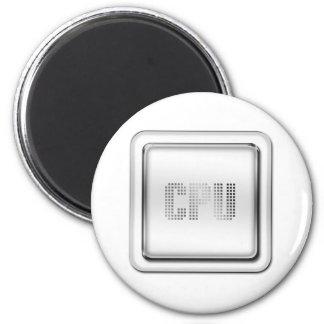 CPU FRIDGE MAGNET