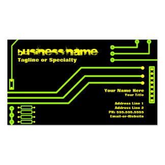 cpu v 3 business card template