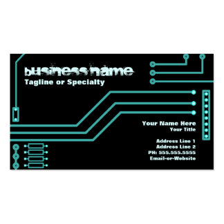 cpu v.3 Double-Sided standard business cards (Pack of 100)