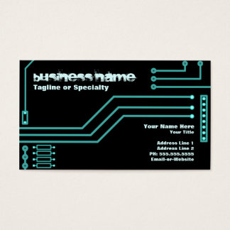 cpu v.3 business card
