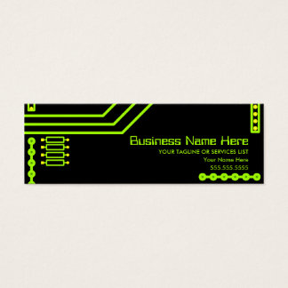cpu v.3 mini business card
