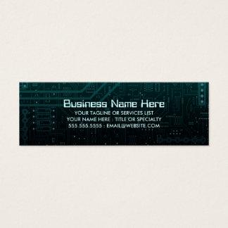 cpu v.3 mini business card