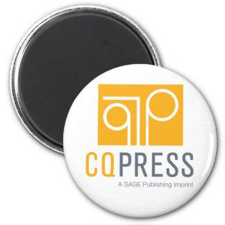 CQ Press Magnet