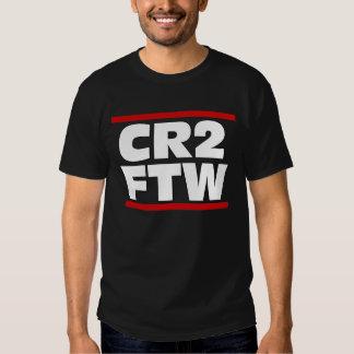 CR2 FTW TEE SHIRTS