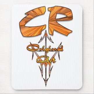 CR Original Logo 3 Mousepad