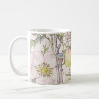 Crab Apple Wildflower Flower Blossoms Mug