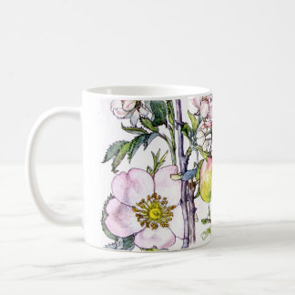 Crab Apple Wildflower Flowers Blossoms Mug