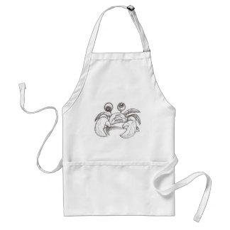 crab aprons