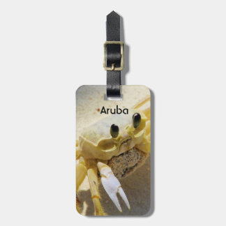 Crab Bag Tag