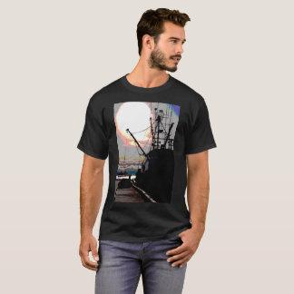 Crab Boat Photo Shirt