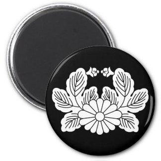 Crab chrysanthemum (crest 之 spring) magnet