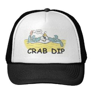 Crab Dip Hats