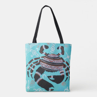 Crab Dreaming Tote Bag
