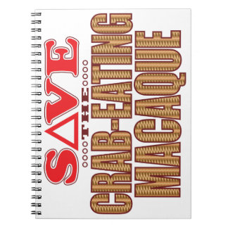 Crab-Eating Macaque Save Notebook