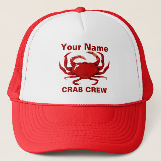 Crab Feast Crew Hat