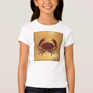 CRAB FISH AQUATIC ANIMAL  ZOO WILD NATURE T-Shirt
