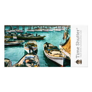 Crab Fisherman Photo Cards