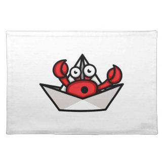 Crab Hermit Placemat