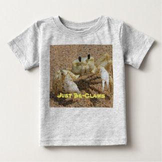 Crab Just Be-Claws Toddler Unisex T-Shirt
