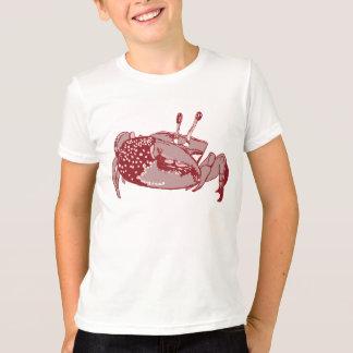 Crab Kids Ringer Tee