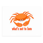 Crab Love Postcards