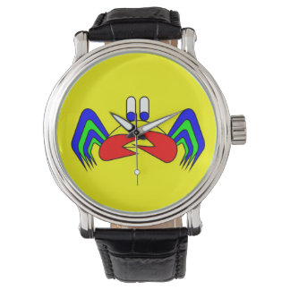 Crab-Mac-Claw the Crab Wristwatches