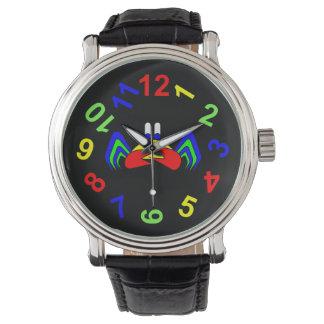 Crab Mac Claw Wristwatch
