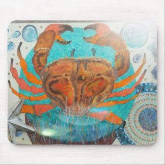 Crab Mouse Mat