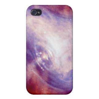 Crab Nebula 3 Covers For iPhone 4
