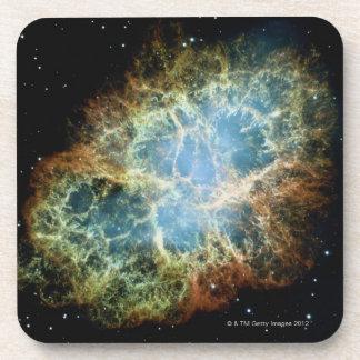 Crab Nebula 4 Coasters