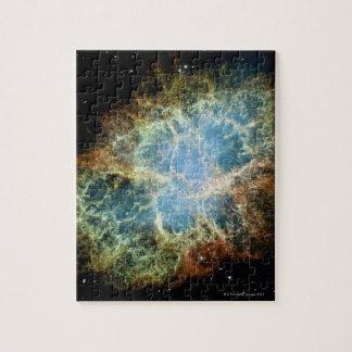 Crab Nebula 4 Jigsaw Puzzle