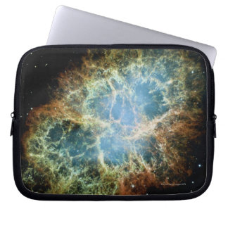 Crab Nebula 4 Laptop Sleeve