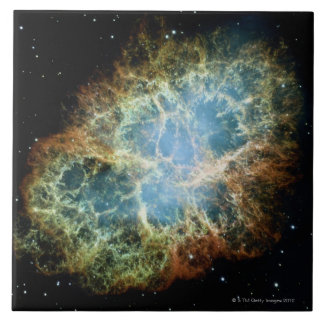 Crab Nebula 4 Tile