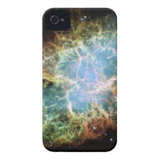 Crab Nebula iPhone 4 Covers