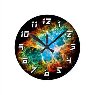Crab Nebula Clock