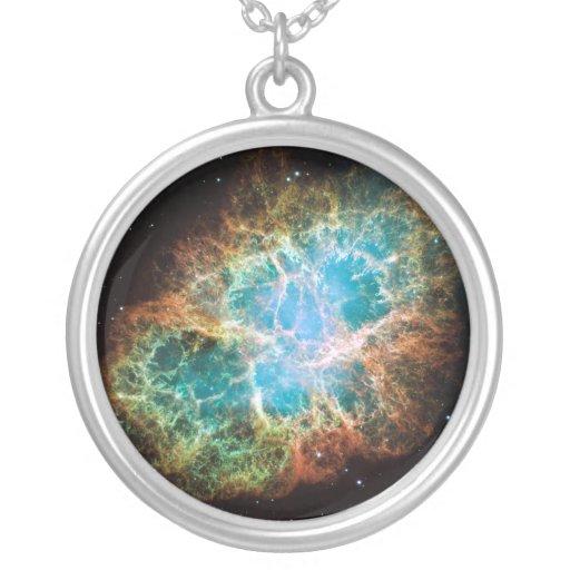 Crab Nebula – Hubble Telescope Pendants
