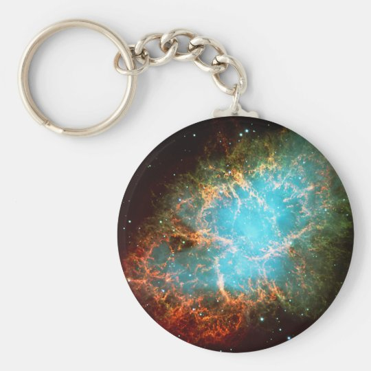 Crab Nebula in Taurus - Breathtaking Universe Key