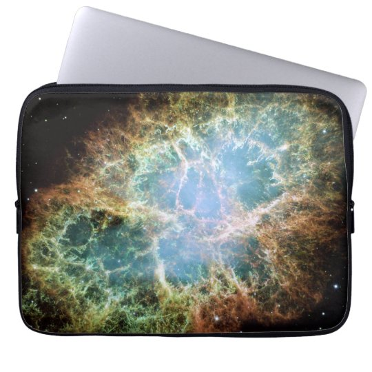 Crab Nebula Laptop Bags/Sleeves Laptop Sleeve